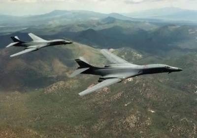 China warns all sides as US B-1B bombers deployed over Korean peninsula