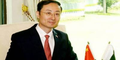 Chinese envoy says CPEC is first chapter of One Belt One Road
