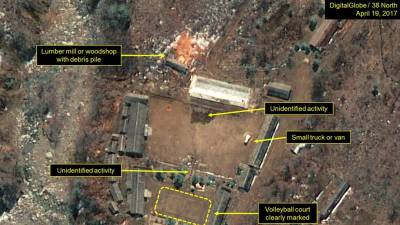 N Korea resumes activities at nuclear test site: monitor