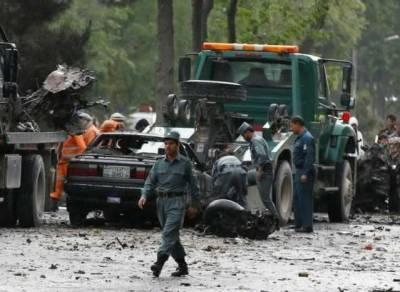 NATO convoy attack in Kabul responsibility claimed