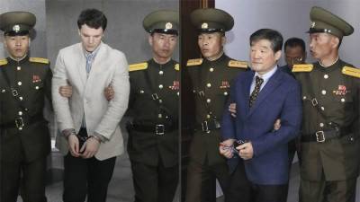 North Korea arrests US Professor in Pyongyang