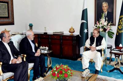Pakistan-Iran should joint efforts to achieve $5bln trade target: PM