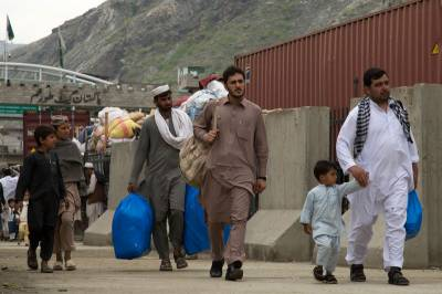 UN agency issues a report to improve Pak-Afghan border management