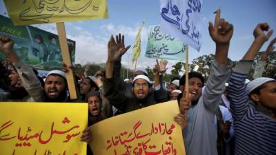 Another blasphemy case, Another angry mob, ready to kill
