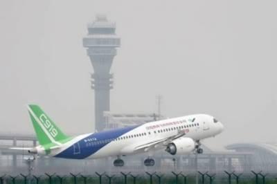 C 919: China's indigenous plane makes maiden flight