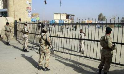 Census process postponed after firing incident at Chaman