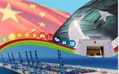 CPEC to trigger growth in third world after Western economic model failure