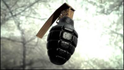 Hand Grenade blast in Lower Dir