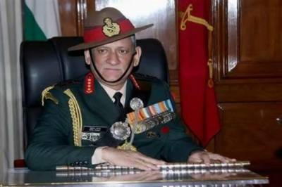 Indian Army Chief unleashes Pakistan-China counter encirclement policy