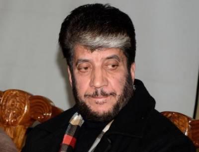 IOK Puppet regime continues house arrest of Gilani, Shabbir