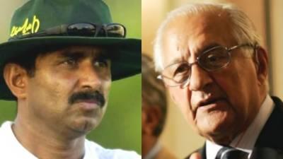 Javed Miandad hits back hard at PCB Chairman Shaharyar Khan