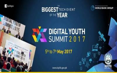 KP digital youth summit kicks off in Peshawar