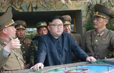 N Korea blames CIA trying to assassinate Kim Jong-Un