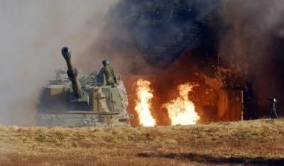 N Korea leader inspects military unit at island strike site