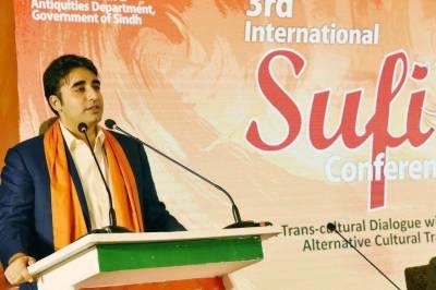 World needs Sufism's language to bridge gap across religions, cultures: Bilawal