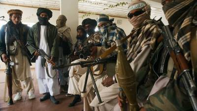 Afghan Taliban seize another district, Security Forces on run