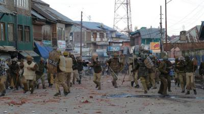 Gilani condemns Indian Army for killing driver in IOK