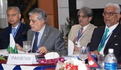Ishaq Dar highlights Pakistan economic achievements in ADB Summit