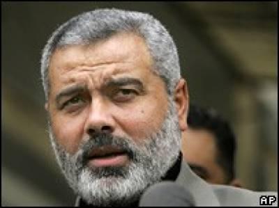 Ismail Haniya becomes Hamas top leader