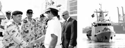 Pakistan, Sri Lankan Navies agree to enhance maritime collaboration