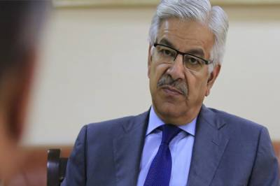 Pakistan to respond befittingly to enemies on border violations: Kh Asif