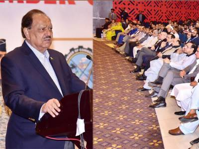 Pakistan wants peaceful, friendly relations with India: President