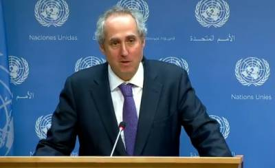 UN Chief closely monitoring escalating Indo-Pak tensions: Spokesman