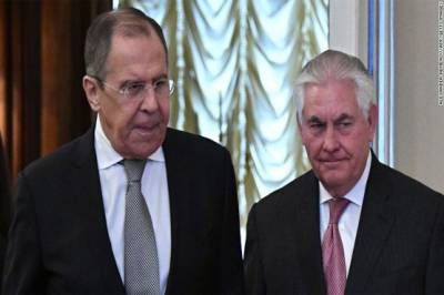 US, Russia discuss efforts to de-escalate conflict in Syria
