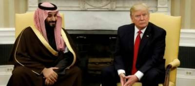 US-Saudi Arabia finalise defence deals worth tens of billions of dollars