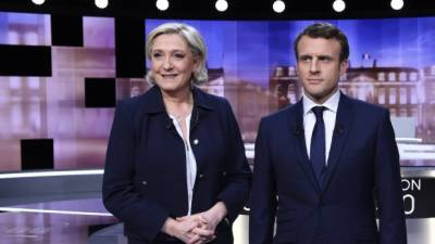 French Presidential Elections race over