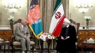 Iran denies supporting Afghan Taliban