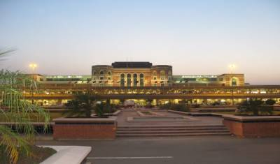 Pakistan Customs confiscate consignment at Lahore Airport