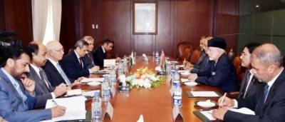 Pakistan, Oman discuss opportunities offered by CPEC, Gwadar Port
