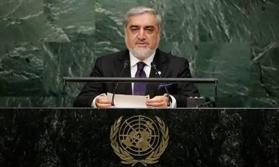 Afghan CEO Abdullah Abdullah denies issuing orders against Islamabad