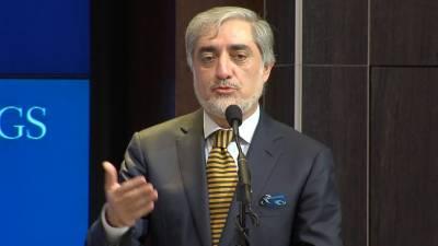 Afghanistan does not has capacity to destabilise Pakistan: Abdullah Abdullah