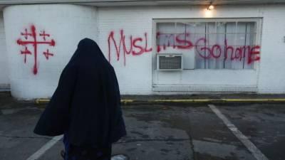 Anti Muslim hate crimes in US surge drastically in 2016