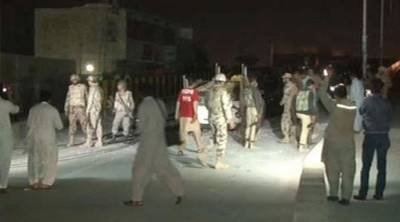 FC foils terror bid in Quetta