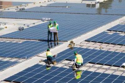 Govt plans to add 556.52 MW solar energy in System by 2018