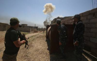 Iraqi forces retake another key area in West Mosul