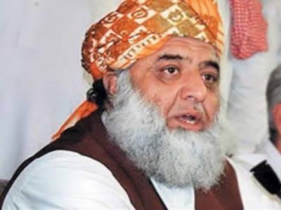JUI-F Chief blames PTI for corruption in KP