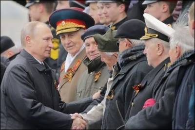 Moscow celebrates 72 years of WW-II victory