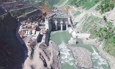 Neelum-Jehlum hydropower project 92% construction work completed