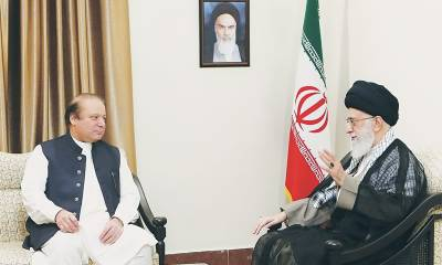 Pakistan shocked at Iranian Military Chief threat