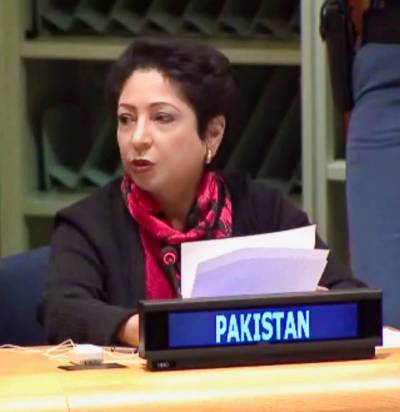 Pakistan urges UN Chief to address deteriorating situation in IOK
