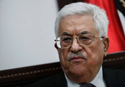 Palestinian President says ready to meet with Netanyahu for peace