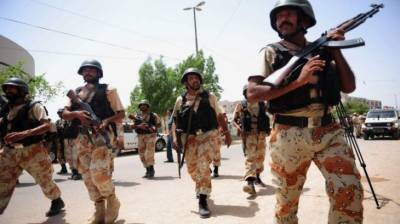 Rangers, Police conduct 162 combing, IBOs in Rawalpindi, Attock