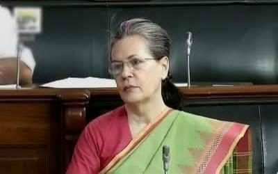 Sonia Gandhi admitted to Hospital in Delhi