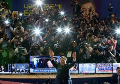 South Korea elections: Moon Jae-in becomes President