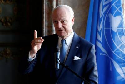 UN-backed Syria peace talks to begin in next week