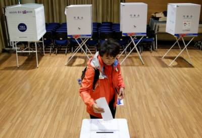 Voting begins in South Korea for Presidential election